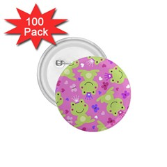 Frog Princes 1.75  Buttons (100 pack)