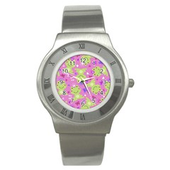 Frog Princes Stainless Steel Watch