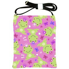 Frog Princes Shoulder Sling Bags