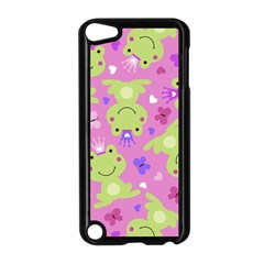 Frog Princes Apple iPod Touch 5 Case (Black)