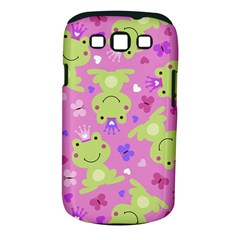 Frog Princes Samsung Galaxy S III Classic Hardshell Case (PC+Silicone)