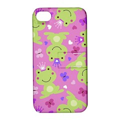 Frog Princes Apple iPhone 4/4S Hardshell Case with Stand
