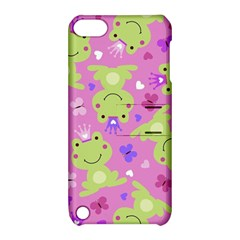 Frog Princes Apple iPod Touch 5 Hardshell Case with Stand