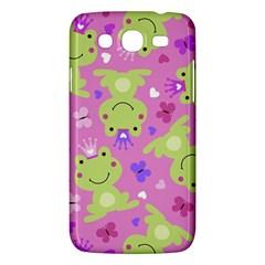 Frog Princes Samsung Galaxy Mega 5.8 I9152 Hardshell Case