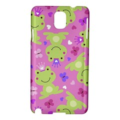 Frog Princes Samsung Galaxy Note 3 N9005 Hardshell Case