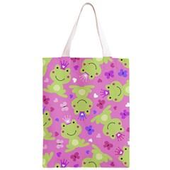 Frog Princes Classic Light Tote Bag