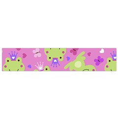 Frog Princes Flano Scarf (Small)