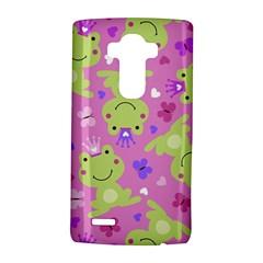 Frog Princes LG G4 Hardshell Case
