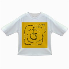Yellow Soles Of The Feet Infant/Toddler T-Shirts