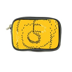 Yellow Soles Of The Feet Coin Purse
