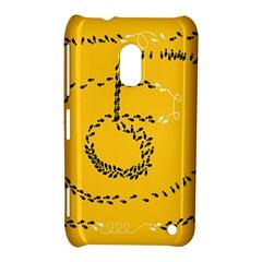 Yellow Soles Of The Feet Nokia Lumia 620