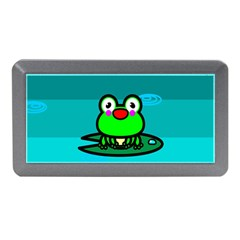 Frog Tadpole Green Memory Card Reader (Mini)