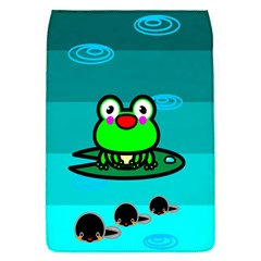 Frog Tadpole Green Flap Covers (S)