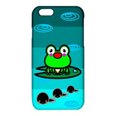 Frog Tadpole Green iPhone 6/6S TPU Case