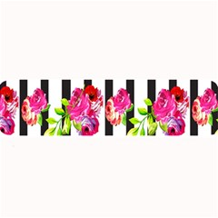 Flower Rose Large Bar Mats