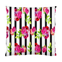 Flower Rose Standard Cushion Case (Two Sides)