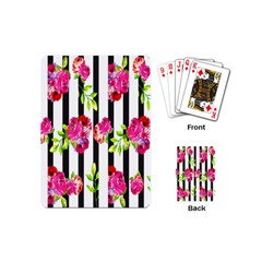 Flower Rose Playing Cards (Mini)
