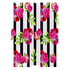 Flower Rose Apple iPad 3/4 Hardshell Case (Compatible with Smart Cover)