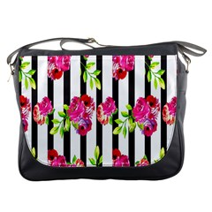 Flower Rose Messenger Bags