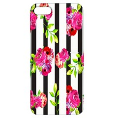 Flower Rose Apple iPhone 5 Hardshell Case with Stand