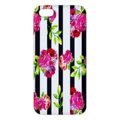 Flower Rose Apple iPhone 5 Premium Hardshell Case