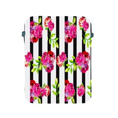 Flower Rose Apple iPad 2/3/4 Protective Soft Cases