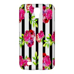 Flower Rose Samsung Galaxy Mega 6.3  I9200 Hardshell Case