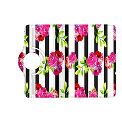 Flower Rose Kindle Fire HD (2013) Flip 360 Case