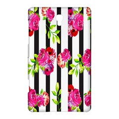 Flower Rose Samsung Galaxy Tab S (8.4 ) Hardshell Case