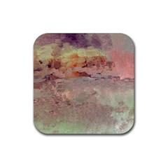Sunrise Rubber Coaster (Square)