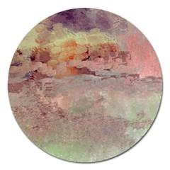 Sunrise Magnet 5  (Round)