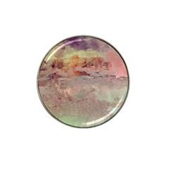 Sunrise Hat Clip Ball Marker (4 pack)