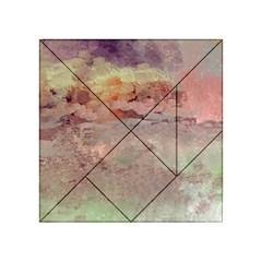 Sunrise Acrylic Tangram Puzzle (4  X 4 )