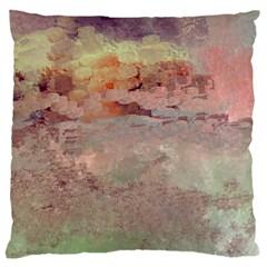 Sunrise Large Cushion Case (one Side)