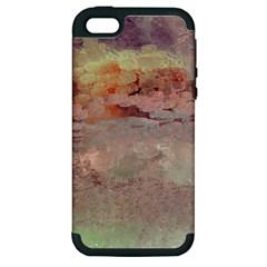 Sunrise Apple iPhone 5 Hardshell Case (PC+Silicone)