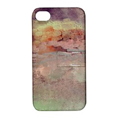 Sunrise Apple iPhone 4/4S Hardshell Case with Stand