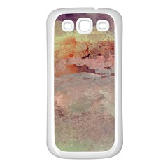 Sunrise Samsung Galaxy S3 Back Case (White)