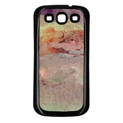 Sunrise Samsung Galaxy S3 Back Case (Black)