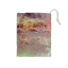 Sunrise Drawstring Pouches (medium)