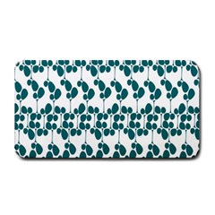 Flower Tree Blue Medium Bar Mats