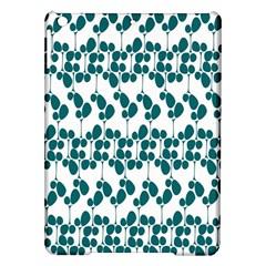 Flower Tree Blue iPad Air Hardshell Cases
