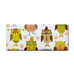Highres Owls Cosmetic Storage Cases