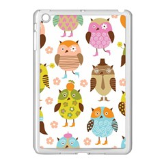 Highres Owls Apple iPad Mini Case (White)