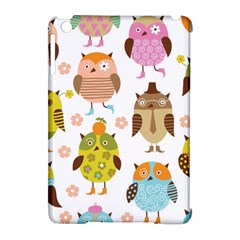 Highres Owls Apple iPad Mini Hardshell Case (Compatible with Smart Cover)