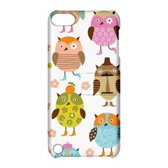 Highres Owls Apple iPod Touch 5 Hardshell Case with Stand