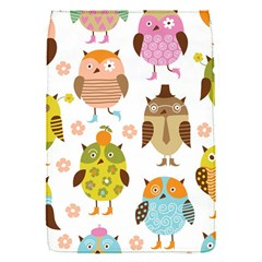 Highres Owls Flap Covers (S)