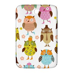 Highres Owls Samsung Galaxy Note 8.0 N5100 Hardshell Case