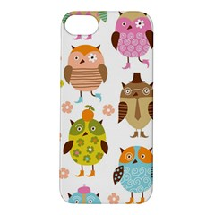 Highres Owls Apple iPhone 5S/ SE Hardshell Case