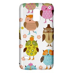 Highres Owls Galaxy S5 Mini