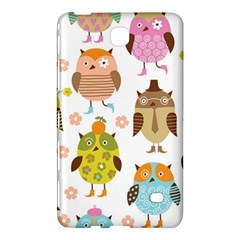 Highres Owls Samsung Galaxy Tab 4 (8 ) Hardshell Case